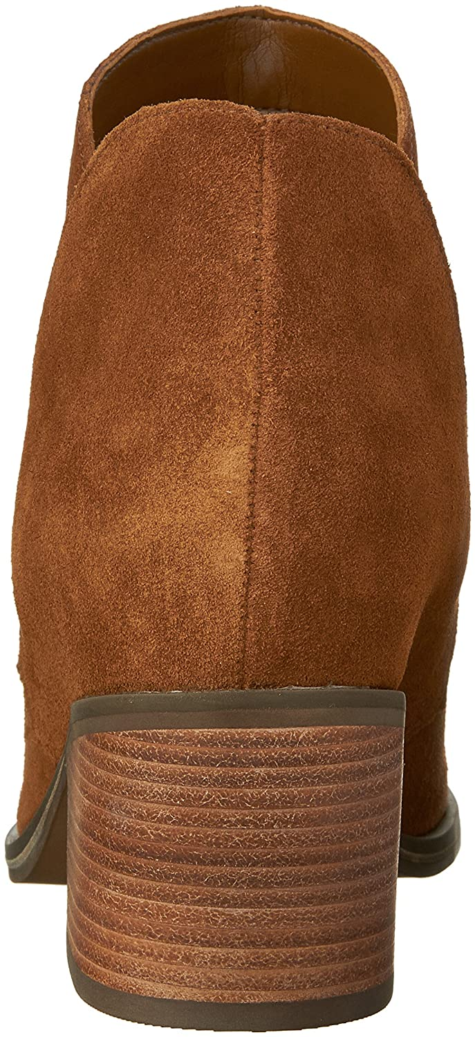 Jessica Simpson Women's M Tandra Ankle Bootie B01L0NB0FO 7 M Women's US|Canela Brown 5617d4