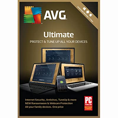 AVG Technologies Ultimate 2018, Unlimited Devices