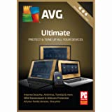 AVG Ultimate 2018 Unlimited 1 Year [Online Code]