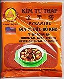 Oriental Beef Spices (Gia Vi Nau Bo Kho), 2 oz. (56.7g) Bag, 2-Pack