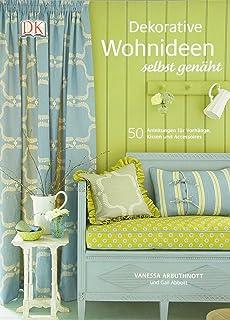 Wohnaccessoires nähen  Wohnaccessoires nähen: Amazon.de: Bücher