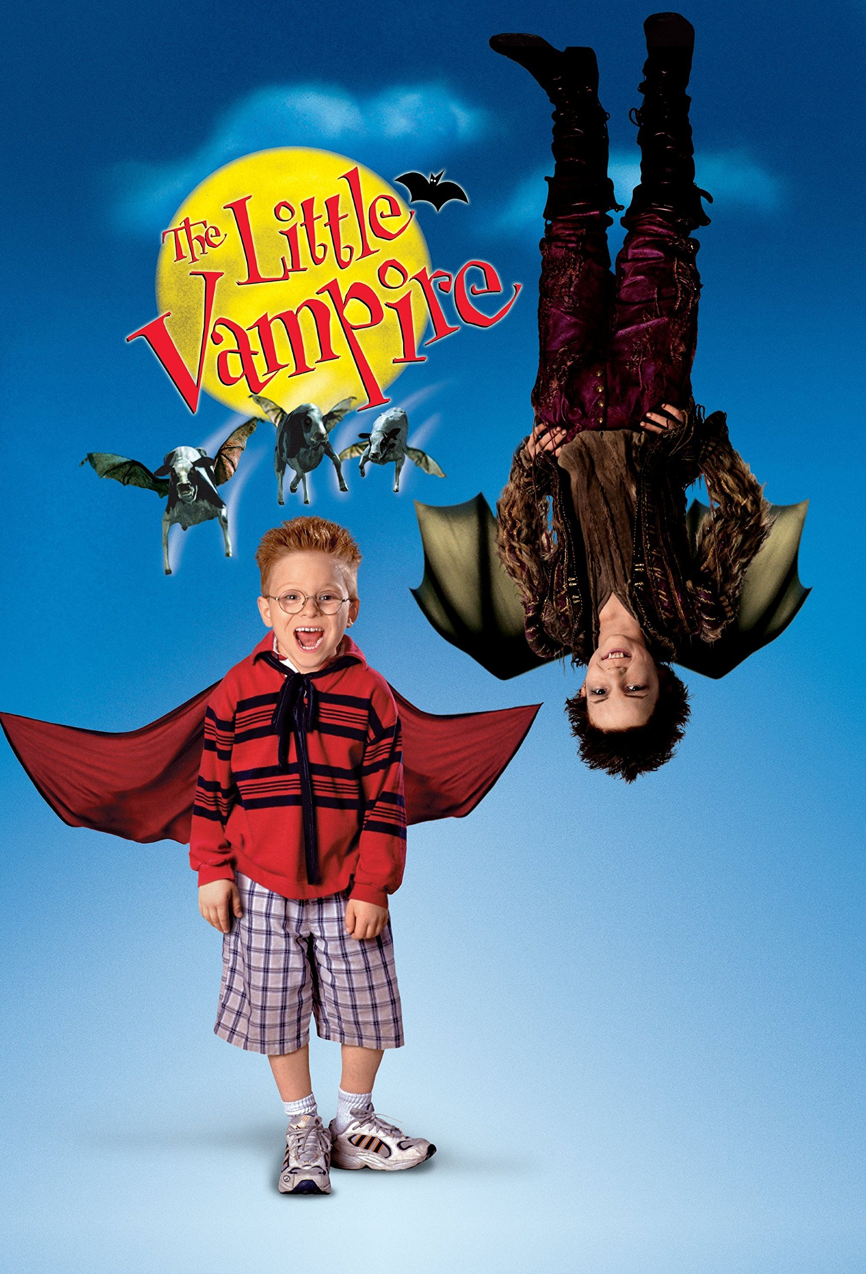 Watch The Little Vampire | Prime Video