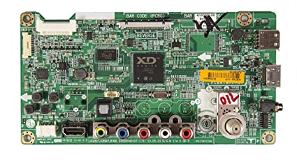 LG Main Board EBT62642004 (EAX65049107)