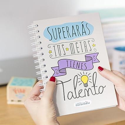 La Mente es Maravillosa - Cuaderno A5 (Superarás tus metas ...