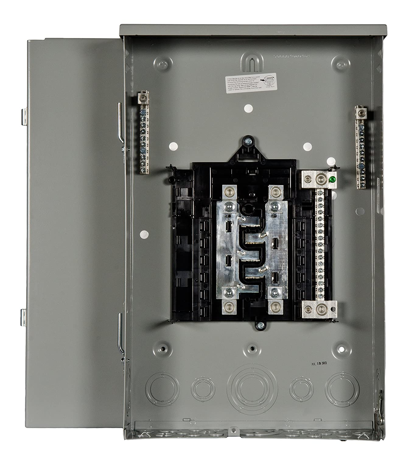 PW0816L1200TC 200-Amp 8-Space 16-Circuit Main Lug Outdoor Trailer Panel  Load Center - Circuit Breakers - Amazon.com