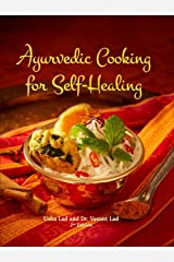 Ayurvedic Cooking for Self-Healing[Hardcover] Hardcover