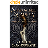 Shadowspell Academy: The Culling Trials (Book 1) (English Edition)