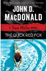 The Quick Red Fox: A Travis McGee Novel Kindle Edition