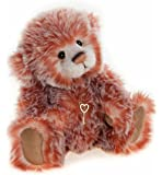 Charlie Bears Edith Cuddly Soft Teddy Bear from the 2015 Collection by Charlie Bears