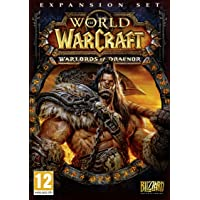 World Of Warcraft: Warlords Of Draenor (Pc/Mac) [Importación