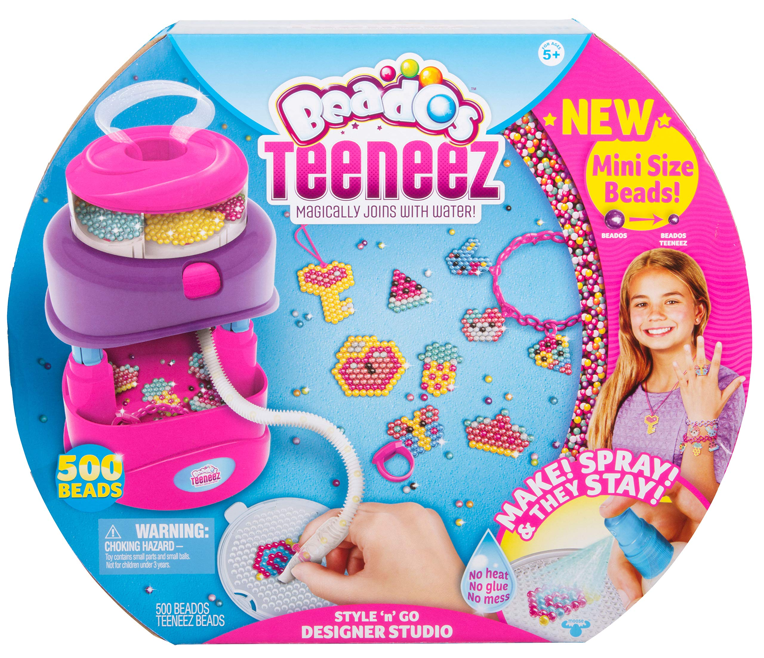 Beados Teeneez Style N Go Designer Studio by Beados Teeneez
