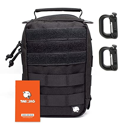 Sporting 100% Real Molle Utility First Aid Kits Outdoor Waist Bag Tactical Pouches Military Magazine Pouch Mag Climbing Bags Back To Search Resultssports & Entertainment