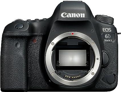 Canon Eos 6d Mark Ii Dslr Digitalkamera Gehäuse Body 3 Kamera