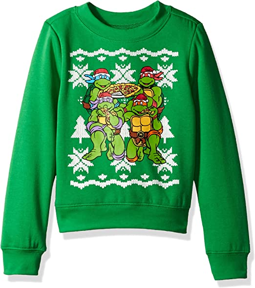 Amazon.com: Nickelodeon Teenage Mutant Ninja Turtles Xmas ...