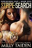 Stripe Search: BBW Paranormal Shape Shifter Romance (Furocious Lust Shorts Book 5)