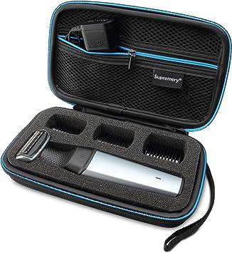 Supremery Funda para Philips Bodygroom Series 3000 bg3015/15 Caja Envoltura Protectora Estuche Bolsa de Transporte: Amazon.es: Electrónica