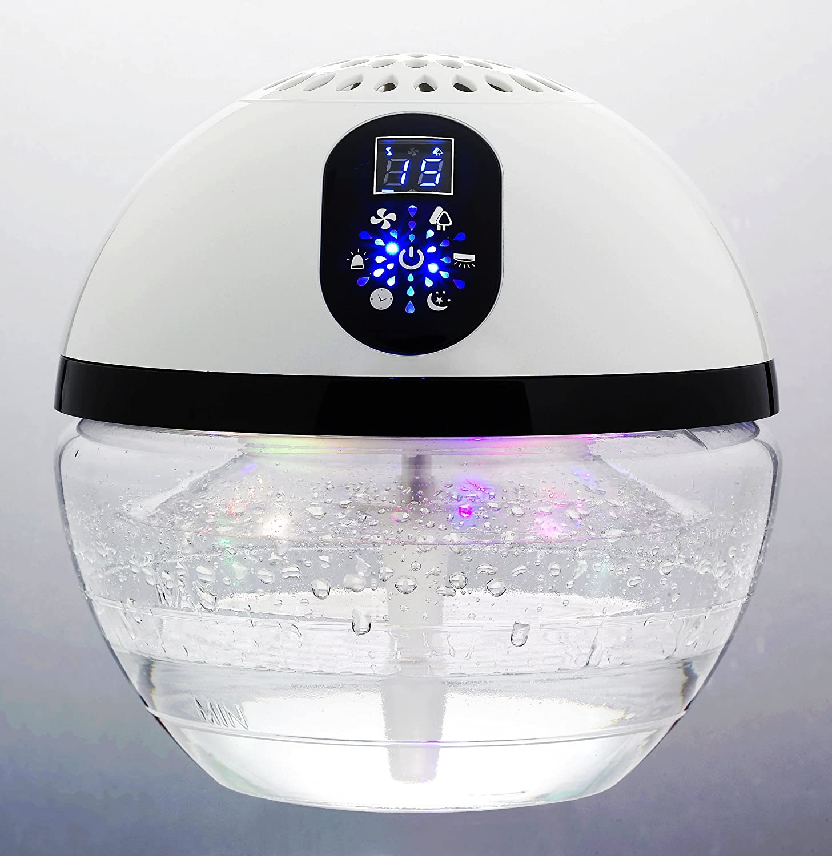 Wonderful Amazon.com: Funglan Kj 167 Air Purifier With Patented Water Washing Air  Technology And Uv Lights: Home U0026 Kitchen