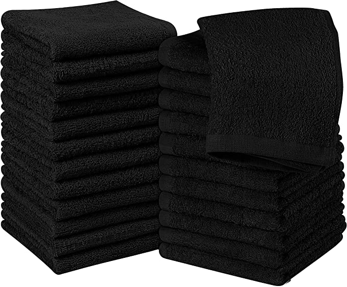 Pack Of 1-AnD Details about  /Mandhania Multicolor Cotton Black Bath Towel