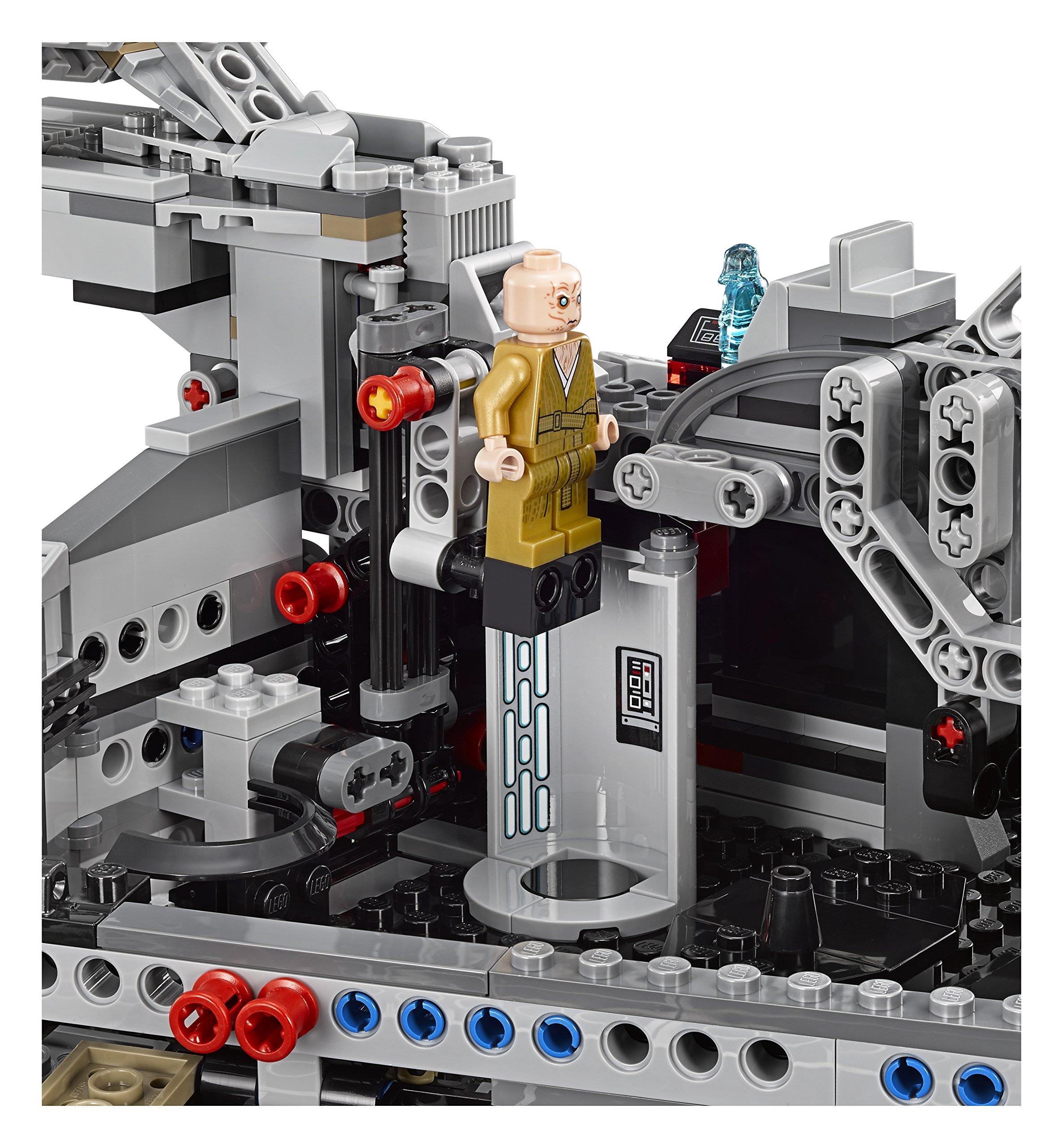 LEGO Star Wars VIII First Order Star Destroyer 75190 Building Kit (1416 Piece)