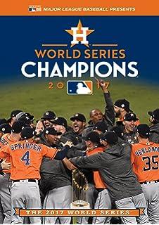 Major League Baseball  2017 World Series Film  Houston Astros vs. Los  Angeles Dodgers c4ee704dff