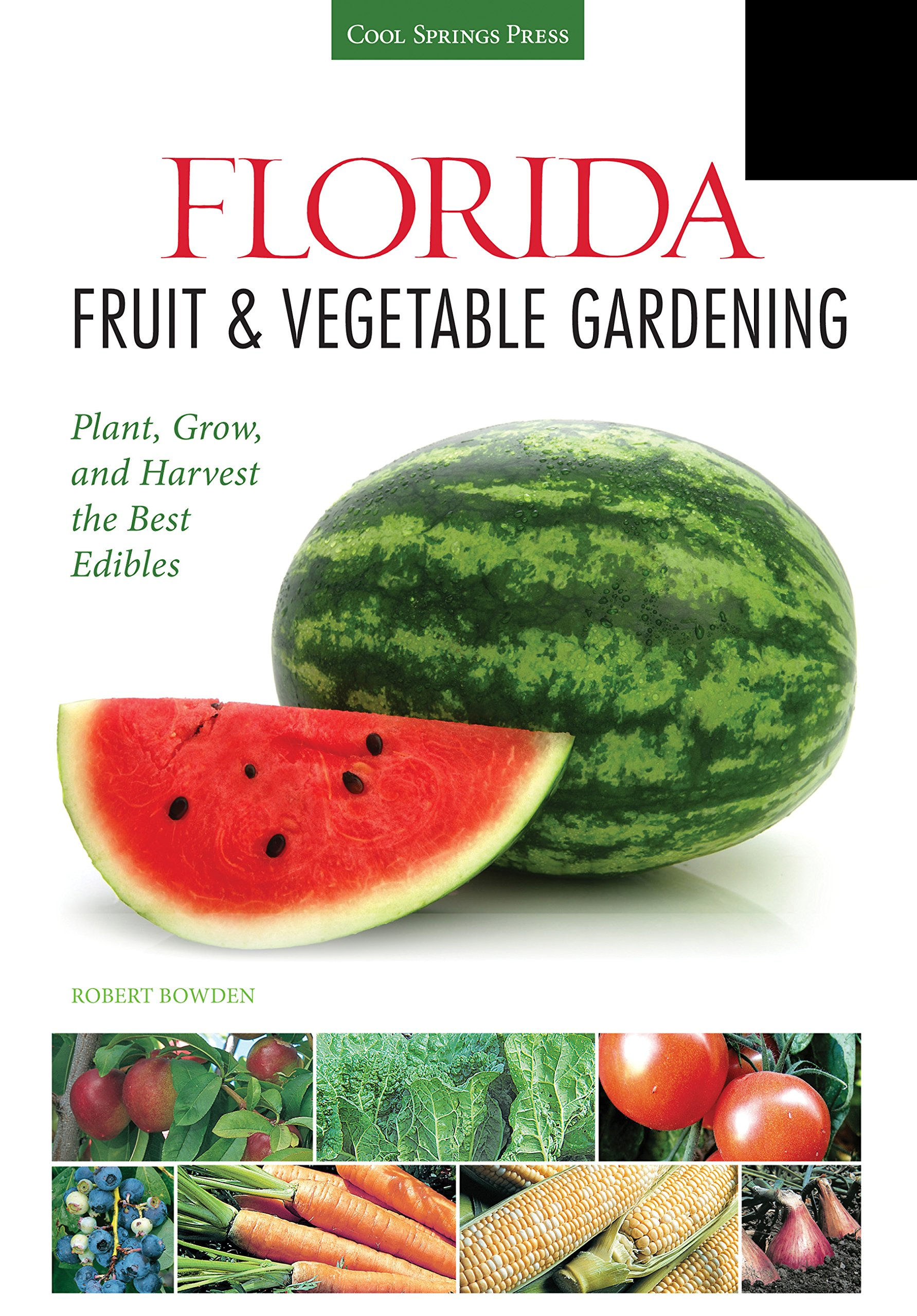Florida Fruit U0026 Vegetable Gardening: Plant, Grow, And Harvest The Best  Edibles (Fruit U0026 Vegetable Gardening Guides): Robert Bowden: 9781591869054:  ...