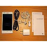Huawei SIMフリースマートフォン Ascend G6(ピンク)(LTE対応) ASCEND