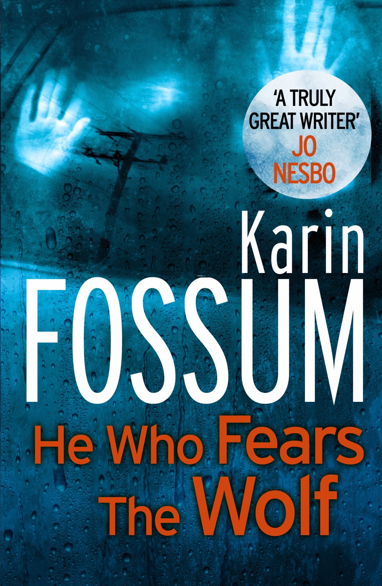 He Who Fears the Wolf (Inspector Sejer) pdf epub