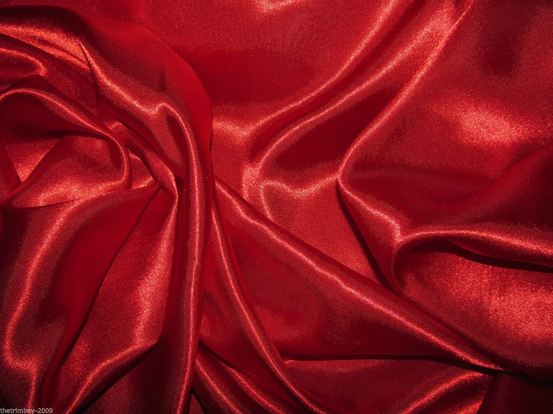 Satin Plain Fabric  50 x 150 cm
