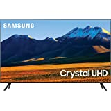 SAMSUNG 86-Inch Class Crystal UHD TU9000 Series - 4K UHD HDR Smart TV with Alexa Built-in (UN86TU9000FXZA)