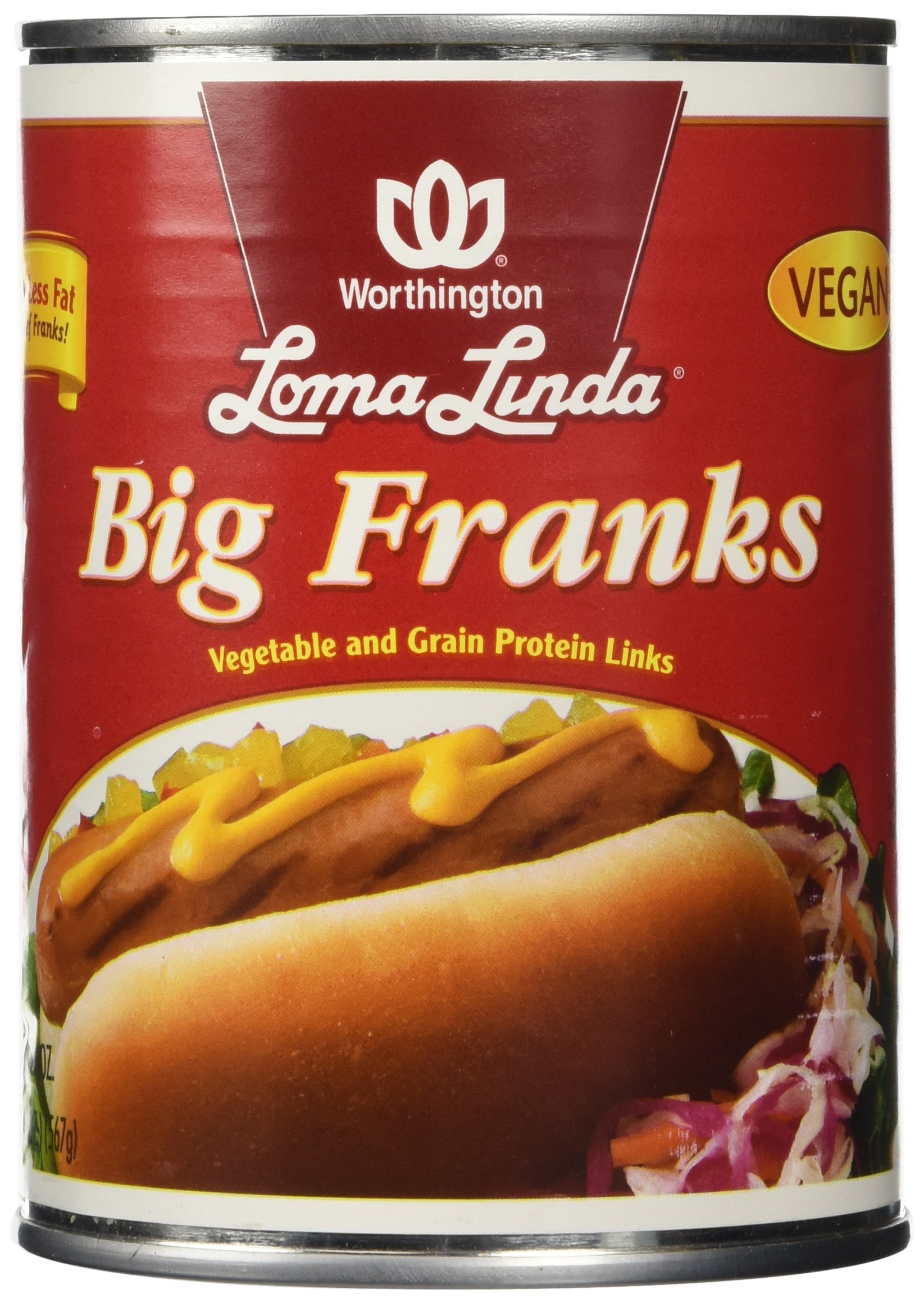 Loma Linda Big Franks-20 oz by Loma Linda