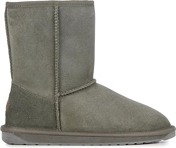 UGG Shoes   Emu Platinum Stinger Hi Tan Size 9 Not   Poshmark