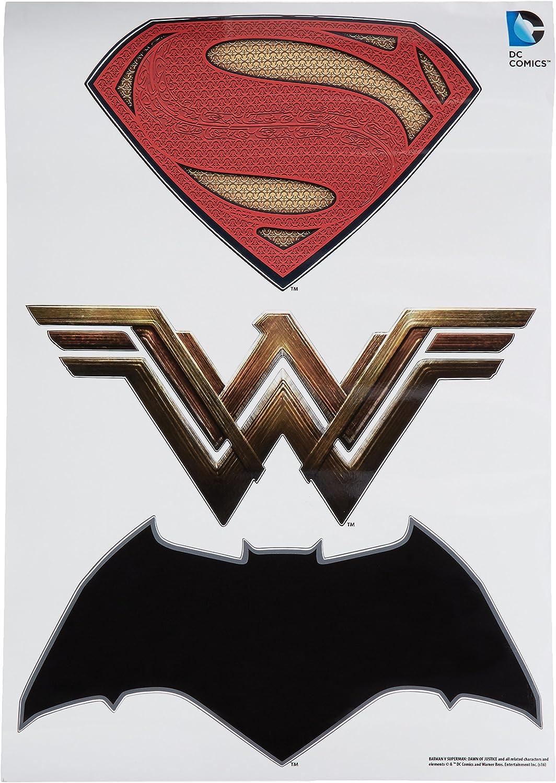 Wonder Women Logo Vinyl Sticker Car Truck Window Decal Batman Dawn Of Justice