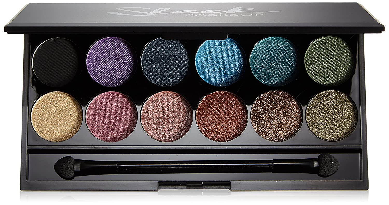 Sleek i-Divine The Original Palette Mineral based Eye Shadow Palette