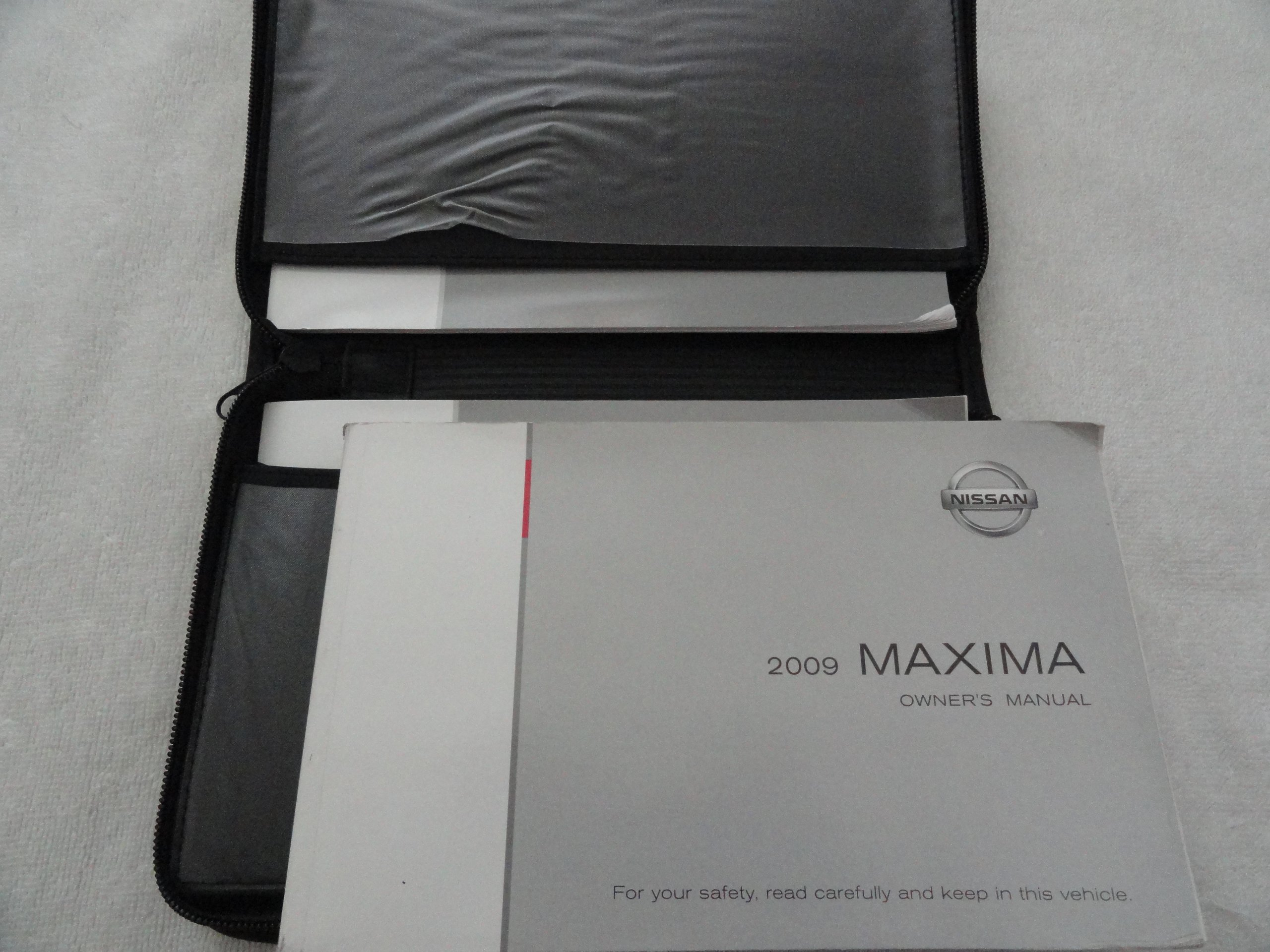 2009 nissan maxima owners manual nissan automotive amazon com books rh amazon com 2009 nissan maxima service manual 2009 nissan maxima manual transmission
