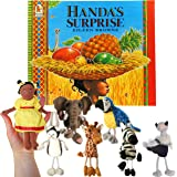 Handa S Surprise Amazon Co Uk Eileen Browne Books