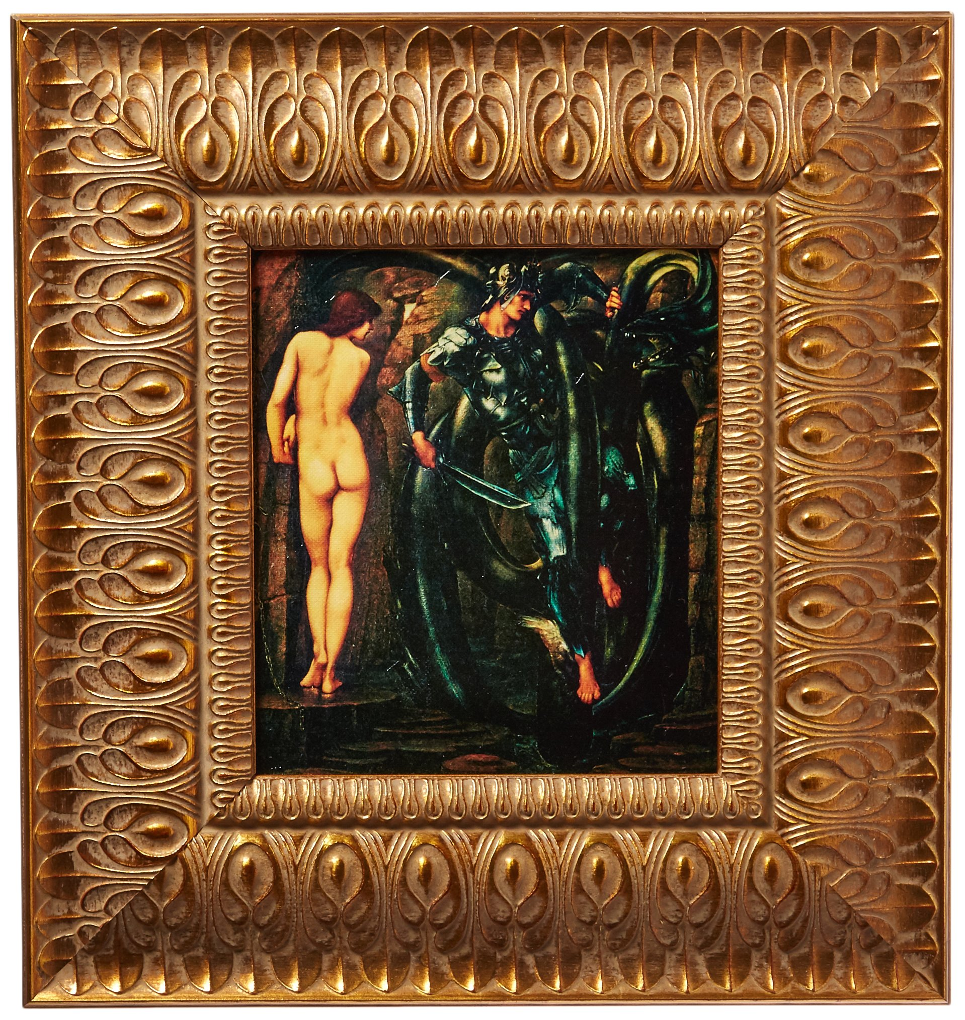 Design Toscano The Doom Fulfilled, 1885, Canvas Replica Painting: Small