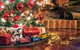 Hornby Santa's Express Christmas Toy Train Set