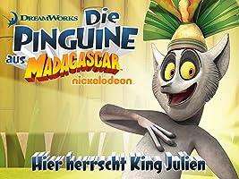 The Penguins of Madagascar King Julien Volume 1