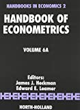 Handbook of Econometrics, Volume 6A