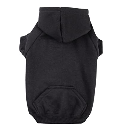 Zack Zoey Basic Hoodie For Dogs