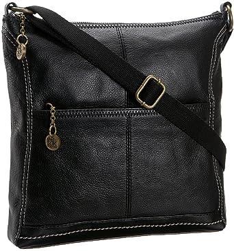 255a528bd623b5 The SAK Iris Crossbody, Black: Handbags: Amazon.com