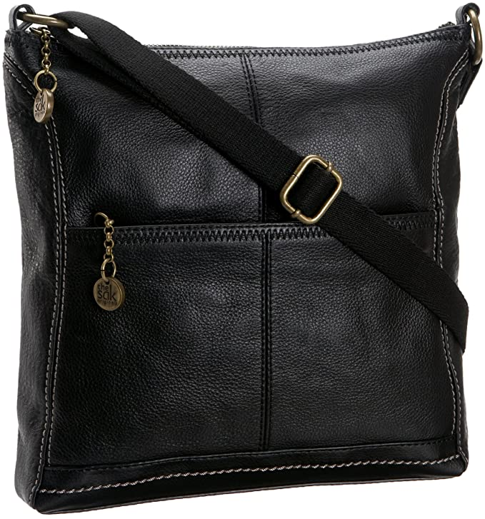Iris Crossbody Cross Body, Black, One Size: Handbags: Amazon.com