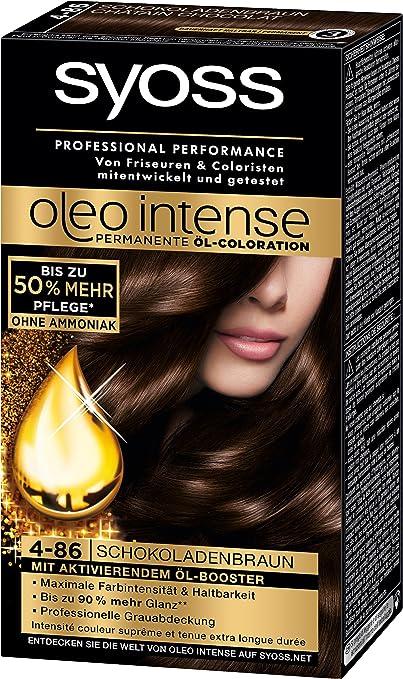 syoss Oleo Intense coloration - Tinte: Amazon.es: Belleza
