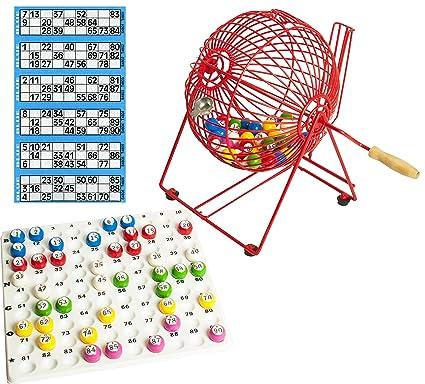Masters Traditional Games Home Bingo Set (90 Balls)