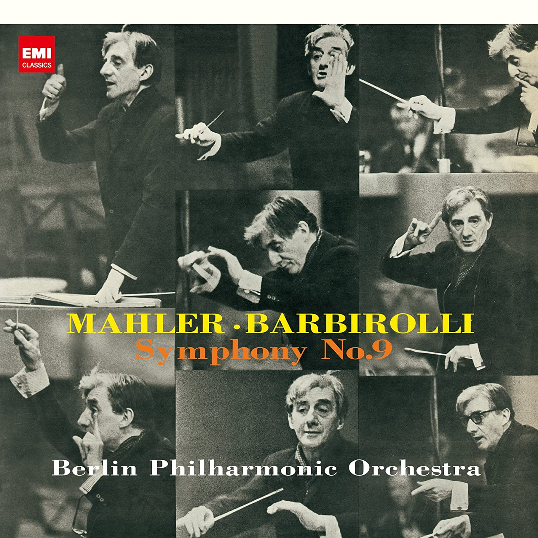 John Barbirolli - John Barbirolli - Mahler: Symphony No. 9 [Japan LTD SACD  Hybrid] TOGE-12011 - Amazon.com Music