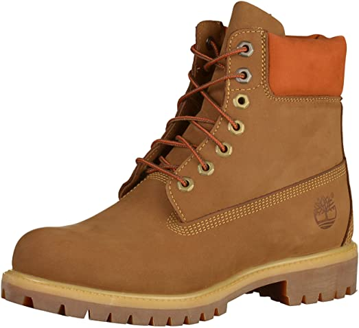 Timberland - 6 Premium Boot Dark Rubber - CA19SM - Color: Brown - Size: