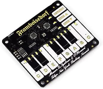 PIM095-Piano HAT for 40-Pin Raspberry Pi