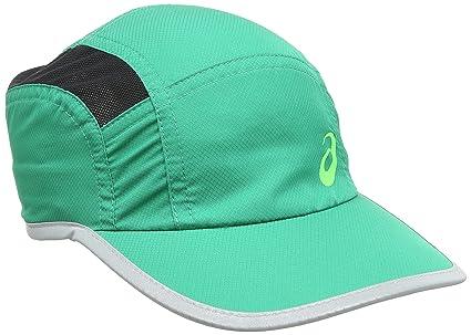 : ASICS Essential Running Cap Green 56cm: Sports