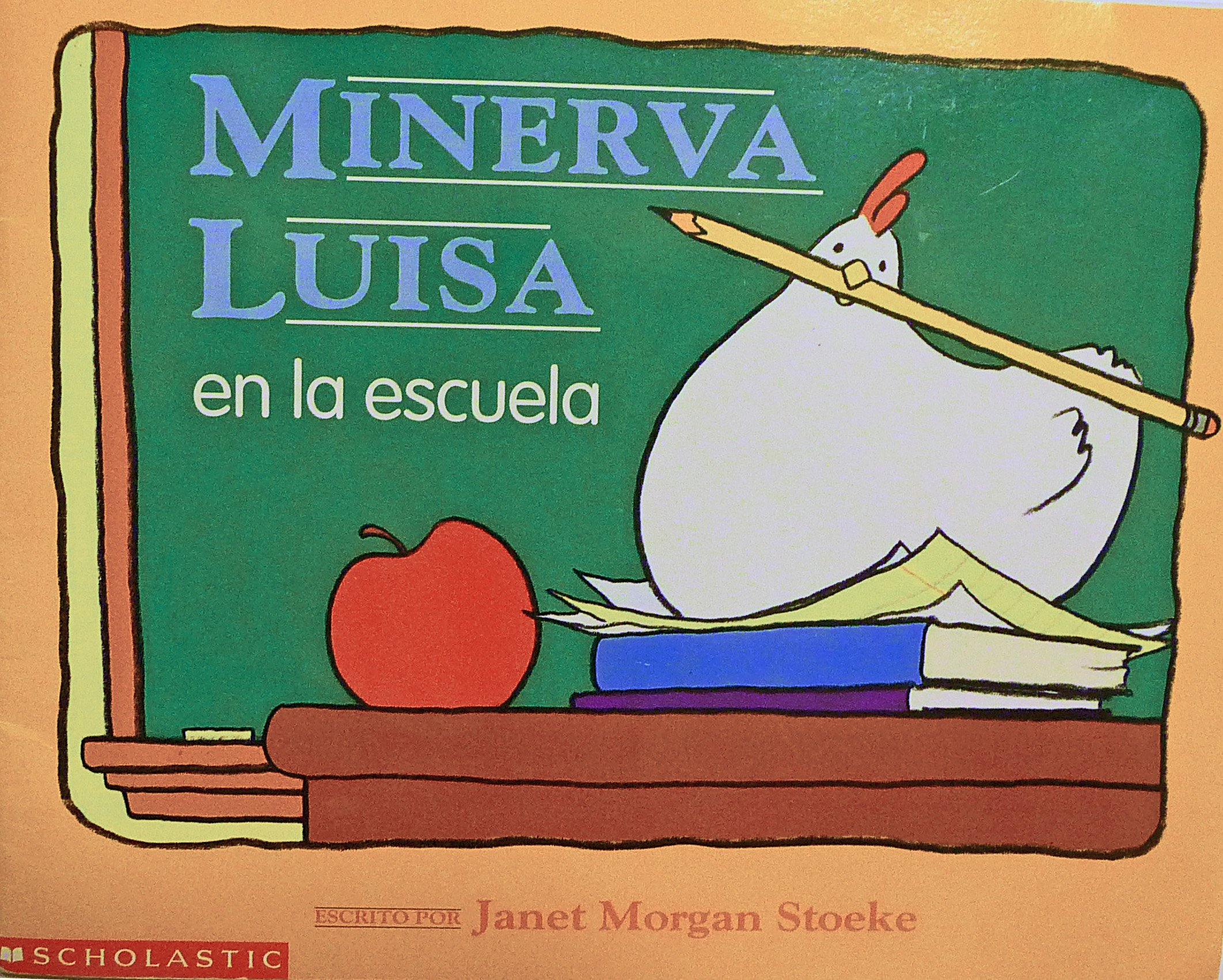 Minerva Luisa en la escuela (Spanish) Paperback – Illustrated, 1996