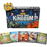 Cover Your Kingdom: The Cover Your Assets Spin-Off - The Punderful, Strategic, and Absurdly Ruthless Game by Grandpa…